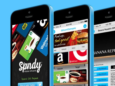 Spndy gift card app coupon app