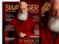 Fashion Santa for SWAGGER Magazine 2018