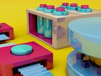 Tiny 3D Factory