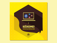 Facebook poster design