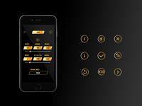 App design / Icon pack