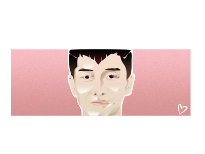 Asian boy- clipart