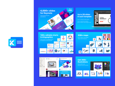 Kit for Keynote - Icon & appstore branding