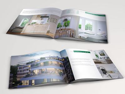 Folder developer brochure folder dtp