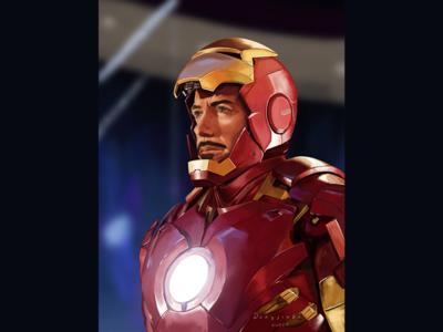 I'm Iron Man