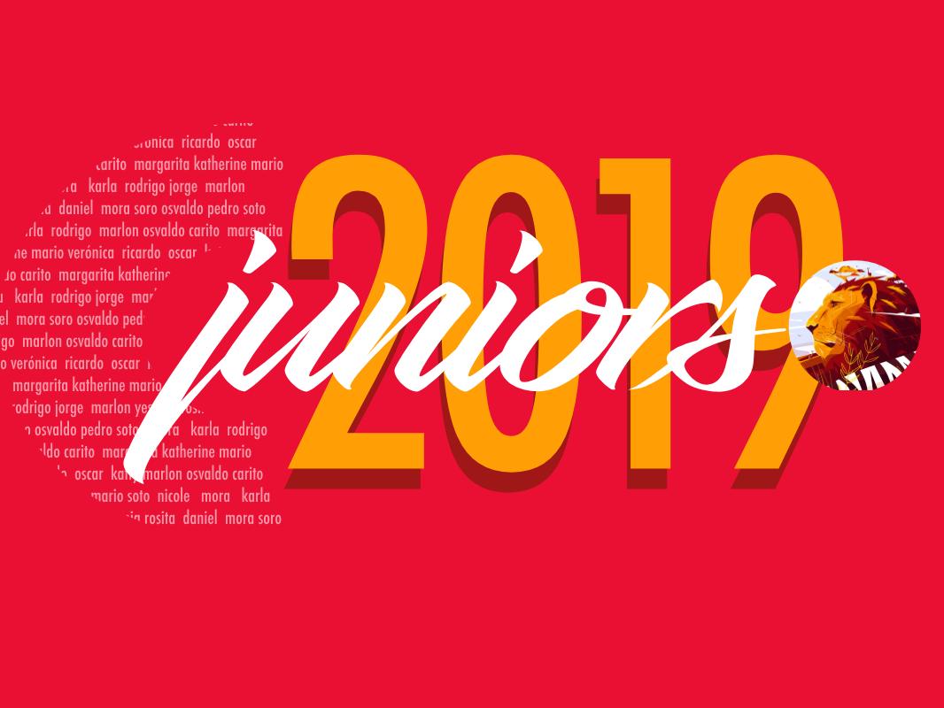 Juniors Scripts adobexd school logo
