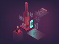 illustration for a startup