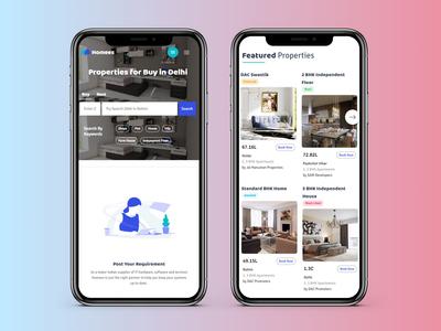 Homees App