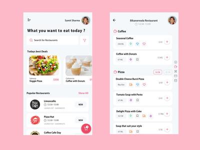 Food App 3