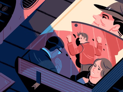 How to Write a Mystery detective editorial reedsy mystery literature illustration