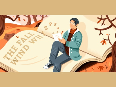 How to Write a Book reedsy writing literature book character illustration