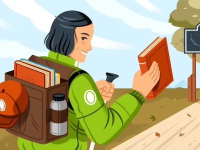How to Start Creative Writing design character design editorial illustration books character illustration