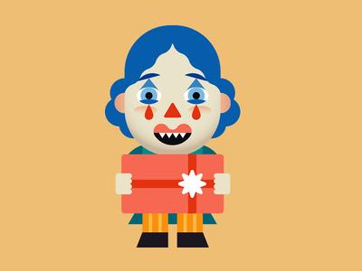 Evil? Clown