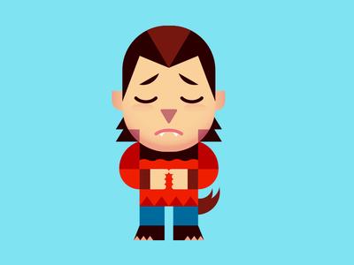 Werewolf is sorry