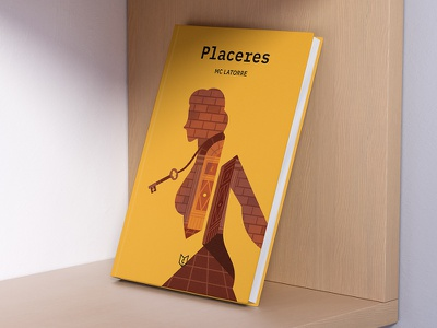 Placeres cover character woman illustration coverillustration coverdesign cover