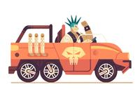 Cars & Drivers (Punk)