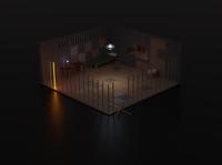 Isometric Prison