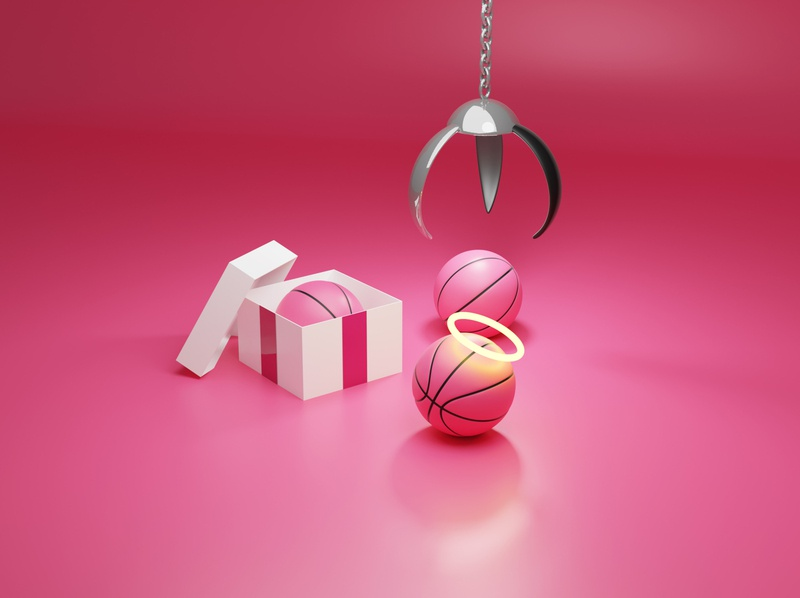 1 Invite blender 3d dribbble invite invite dribbble