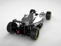 McLaren Honda F1 MP4-31 [ 1 ]