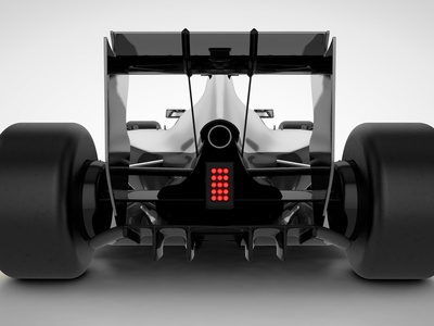McLaren Honda F1 MP4-31 [ 3 ] formula 1 design 3d animation modelling model concept prototype cinema 4d rendering render f1 3d