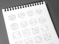 S+C Exploration on Sketchbook