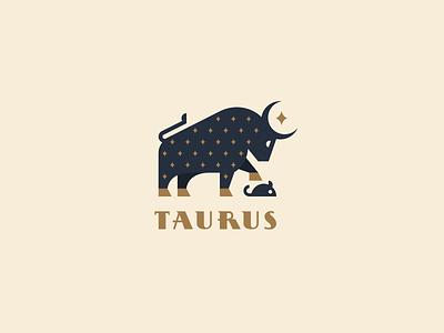 TAURUS NEW YEAR geometric design geometry taurus rat 2021 new year bull logo
