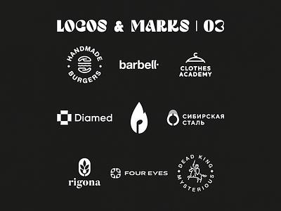 Logos & marks   03 brand logo collection logofolio mark logo