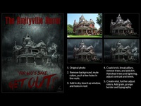 Amityville Horror step-by-step