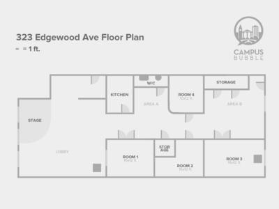 New office floorplan