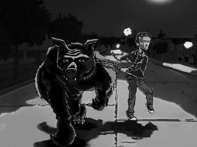Werewolf: Gonteekwa