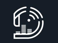 "Premade ""D music"" Logo"