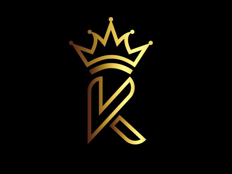 """King"" Logo premade exploration 2018 logo branding d brand design graphic"