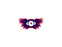 Eyes + Raven Mascotte exploration v3