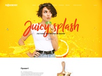 Juicy Splash
