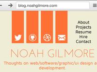 Blog Redesign Shot
