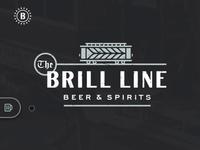 The Brill Line Beer Menu