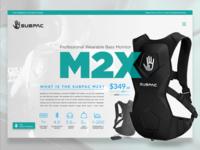 Subpac M2X Concept