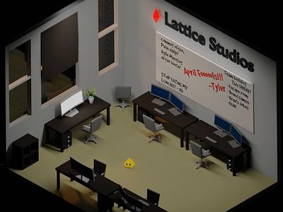 April Fools fun graphic  design 3d animation design