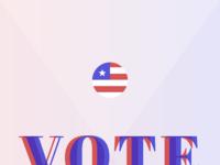 Vote 2x