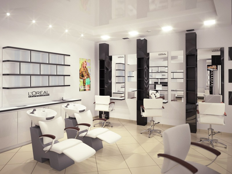 7th heaven beauty salon color bar and styling units by for 7th heaven beauty salon