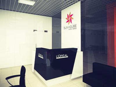 Sun House  beauty salon (Reception area)