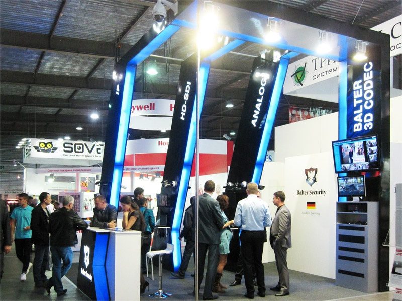 Exhibition Stand Jobs Dubai : Balter security exhibition stand photo by igor shevchenko