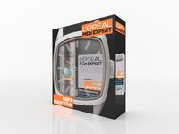 Hydra Energetic pack design
