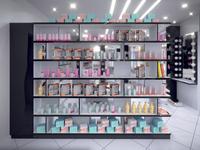 Retail (Allure beauty salon)