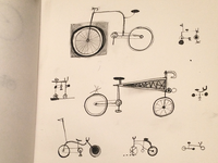 Bicycles – an abstract study
