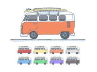 Roy g bus