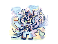 Psychedellic Surpher
