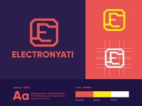 Electronyati logo ⚡