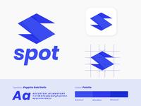Spot Logo design 🎖️