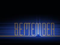 Remember. September 11